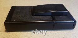 Polaroid SX-70 Alpha 1 SE Blue Button Land Camera with Folding Leather Case
