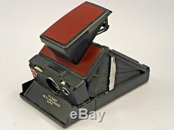 Polaroid SX 70 Alpha getestet top Zustand