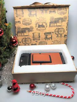 Polaroid SX 70 Geschenkbox für Weihnachten, Christmas box gift