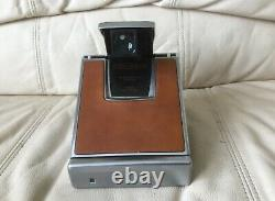 Polaroid SX-70 Instant Camera-Film & Flash Tested-Excellent-Ships Same Day