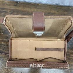 Polaroid SX-70 Instant Land Camera withcase and Partial Flash Bar Tested Working