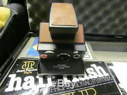 Polaroid SX-70 Land Camera ALPHA Sofortbildkamera