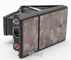 Polaroid SX-70 Land Camera Alpha Instant Camera Sofortbildkamera