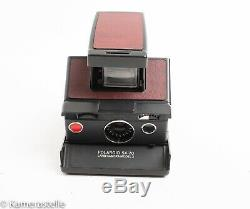 Polaroid SX-70 Land Camera Kamera Model 3 III
