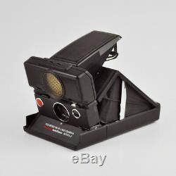 Polaroid SX-70 Land Camera Model 2 PolaSonic AutoFocus Vintage