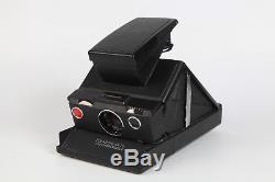 Polaroid SX-70 Land Camera Model 2 mit Film getestet neu Beledert