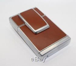 Polaroid SX-70 Land Camera (Refurbished by MiNT), MiNT Flash Bar and film VGC