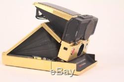 Polaroid SX-70 Land Camera Sofortbildkamera Sonar One Step Limited Edition