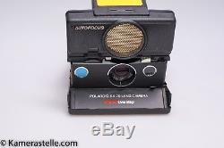 Polaroid SX 70 Land Camera Sofortbildkamera sonar