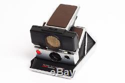 Polaroid SX-70 Land Camera Sonar Autofocus