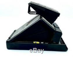 Polaroid SX-70 Land Camera, Using SX-70 Film Black & Black Fully tested