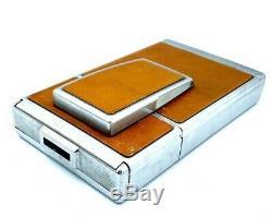 Polaroid SX-70 Land Camera, Using SX-70 Film, original case Tan Fully tested