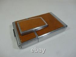 Polaroid SX-70 Land Camera Vintage Retro Instant RARE Photography Brown Silver