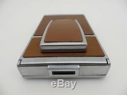 Polaroid SX 70 Land Camera braune Belederung ji153