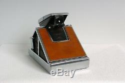 Polaroid SX-70 Land camera Original serviced works! Beautiful! Warhol`s Choice