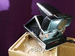Polaroid SX-70 Mint Instant Film Camera Vintage Super Clean