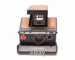 Polaroid SX-70 Model 3 Land Camera Geprüt/Getestet N. P. 30
