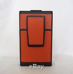 Polaroid SX-70 SLR Land Camera Model 2 Orange Fully Working