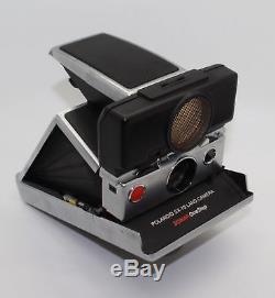 Polaroid SX-70 Sonar OneStep Land Camera Classic 1970's Instant Camera VGC