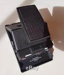 Polaroid SX-70 alpha 1 model 2 camera TESTED & WORKING