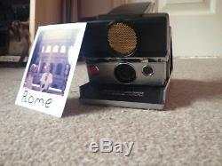 Polaroid SX 70 camera (working)