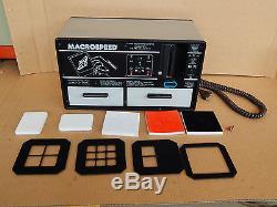Polaroid Sistema Macrospeed Carta Sx-70 Rare Per Foto Macro