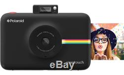 Polaroid Snap Touch Instant Digital Camera Black
