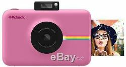 Polaroid Snap Touch Instant Print Digital Camera (Pink) with LCD Display NEW