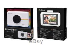 Polaroid Snap Touch Instant Print Digital Camera With LCD Display