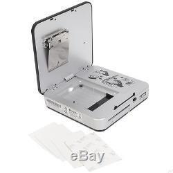 Polaroid Socialmatic 14MP Wi-Fi Digital Instant Print & Share Camera (White)