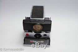 Polaroid Sofortbildkamera SX-70 Land Camera SONAR Autofocus