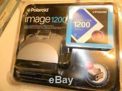 Polaroid Spectra Image 1200 New in Packaging Dated 1/2005