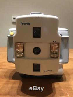 Polaroid Spectra Macro 5 SLR 1200 Instant 5 in 1 Closeup Camera