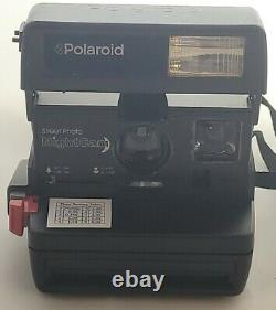 Polaroid Street Photo 636 NightCam Instant Film Camera