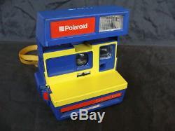 Polaroid Supercolor Esprit Macchina Fotografica Camera Appareil Photo Old Rare