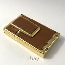 Polaroid Sx-70 ALPHA-1 GOLD 24kt Edición Especial Funciona GARANTIA