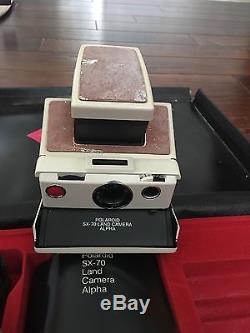 Polaroid Sx-70 Alpha Rare