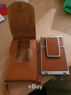Polaroid Sx-70 Camera Alpha 1 With Case