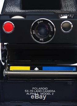 Polaroid Sx-70 Land Camera Alpha 1 Model 2