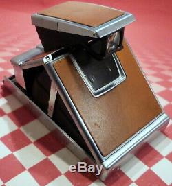 Polaroid Sx-70 Land Camera Nice Shape