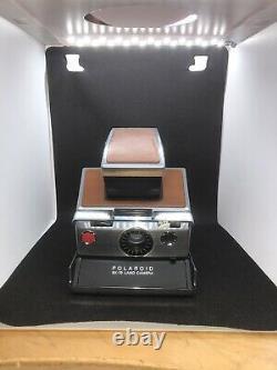 Polaroid Sx-70 Land Camera Not Tested