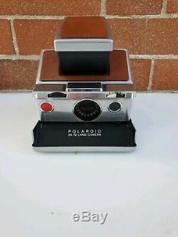 Polaroid Sx 70 Land Camera Vintage
