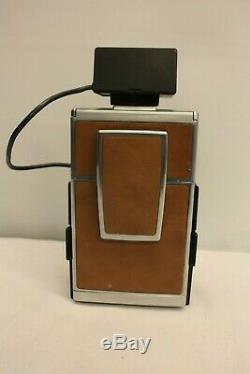 Polaroid Sx-70 Sx 70 Land Camera Plus Film Auto Focus Folding Retro Vintage