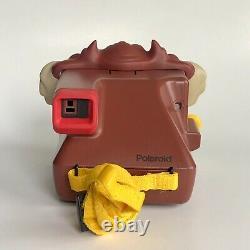 Polaroid Taz 600 Instant Film Camera w Original Box Tested & Working