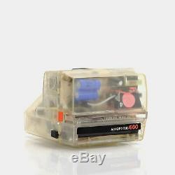 Polaroid Transparent Sun 660 600 Camera