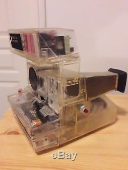 Polaroid Transparent autofocus 660