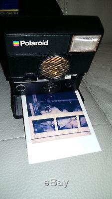 Polaroid Vintage SLR 680, 1983, come nuova con custodia, Instant Camera, testata