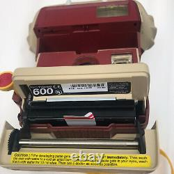 Polaroid Vintage TAZ DEVIL LOONEY TUNES