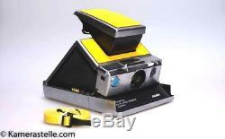 Polaroid sx 70 land camera Alpha1 REVUE Special