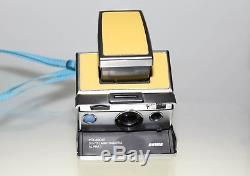 Polaroid sx 70 land camera Alpha1 REWE Special